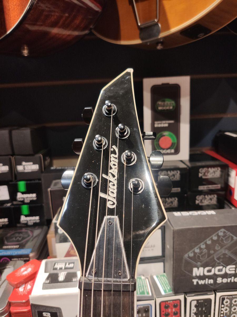 Guitarra Jackson Monarkh Js22 585 - Transparent Red Mostruário