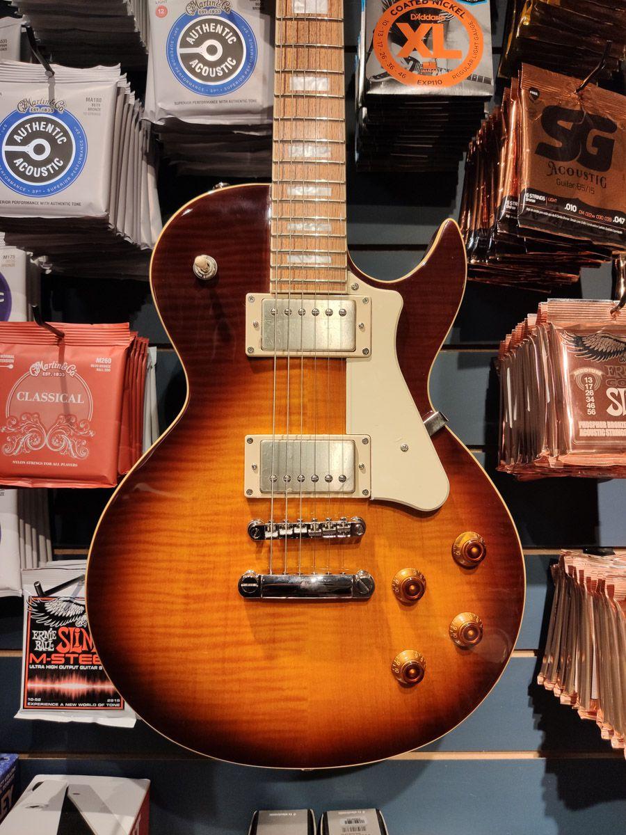 Guitarra Les Paul Elétrica Cort Cr250 Vb