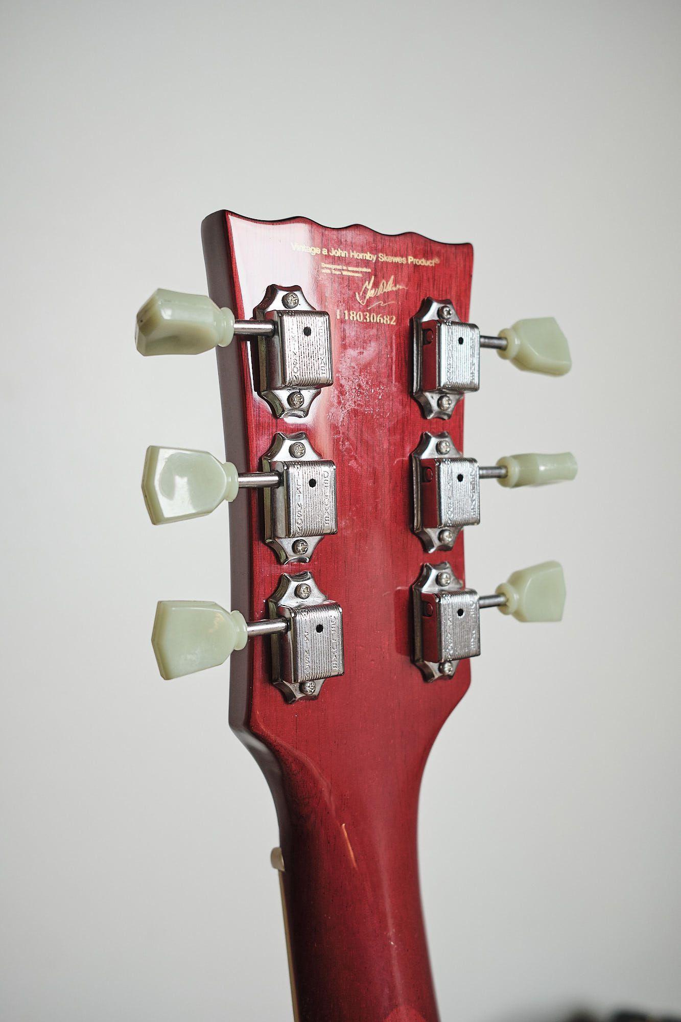 Guitarra Les Paul V100twr V100 Twr Vintage