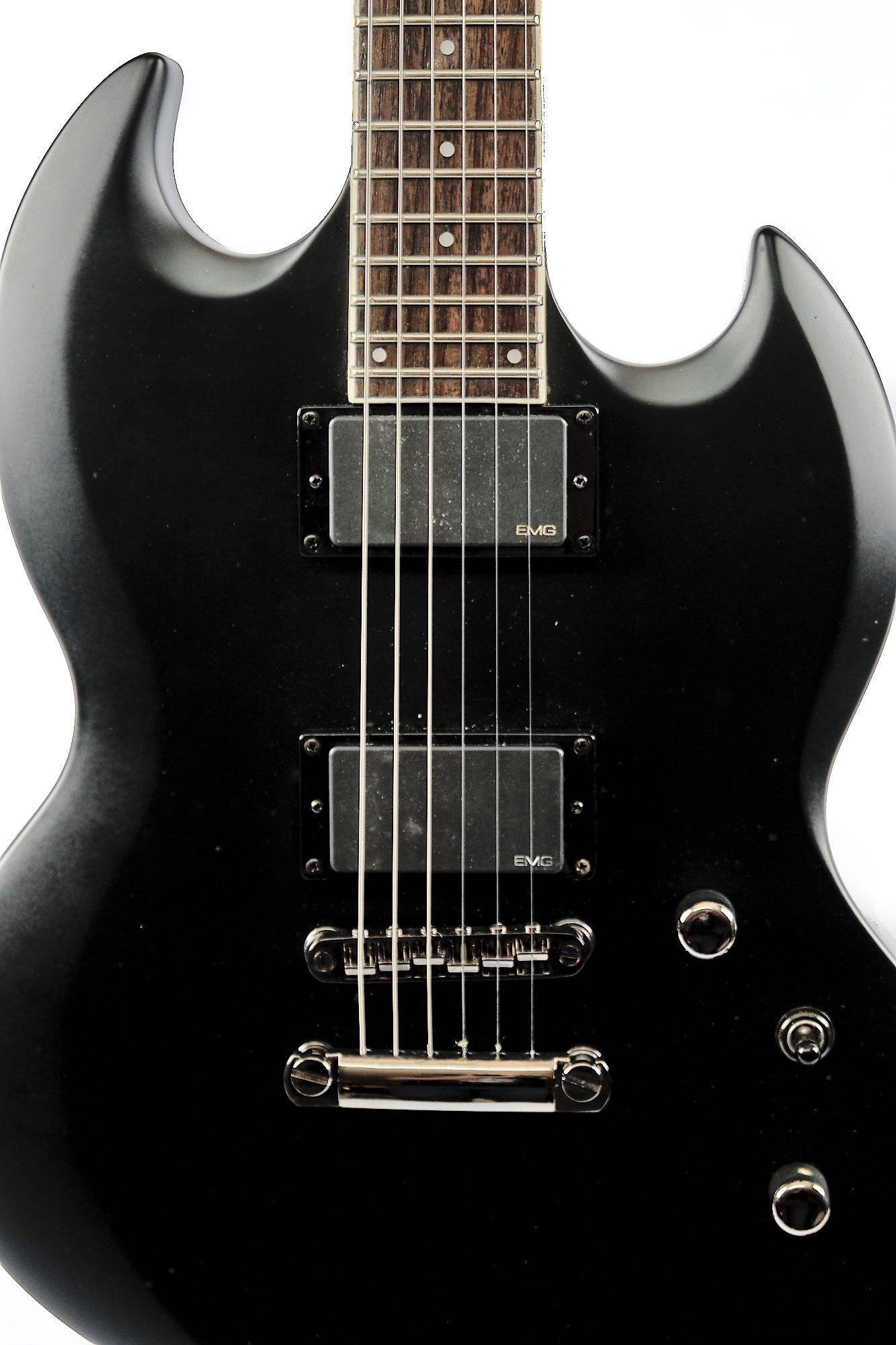 Guitarra Ltd By Esp Viper 401 Fm Stbl