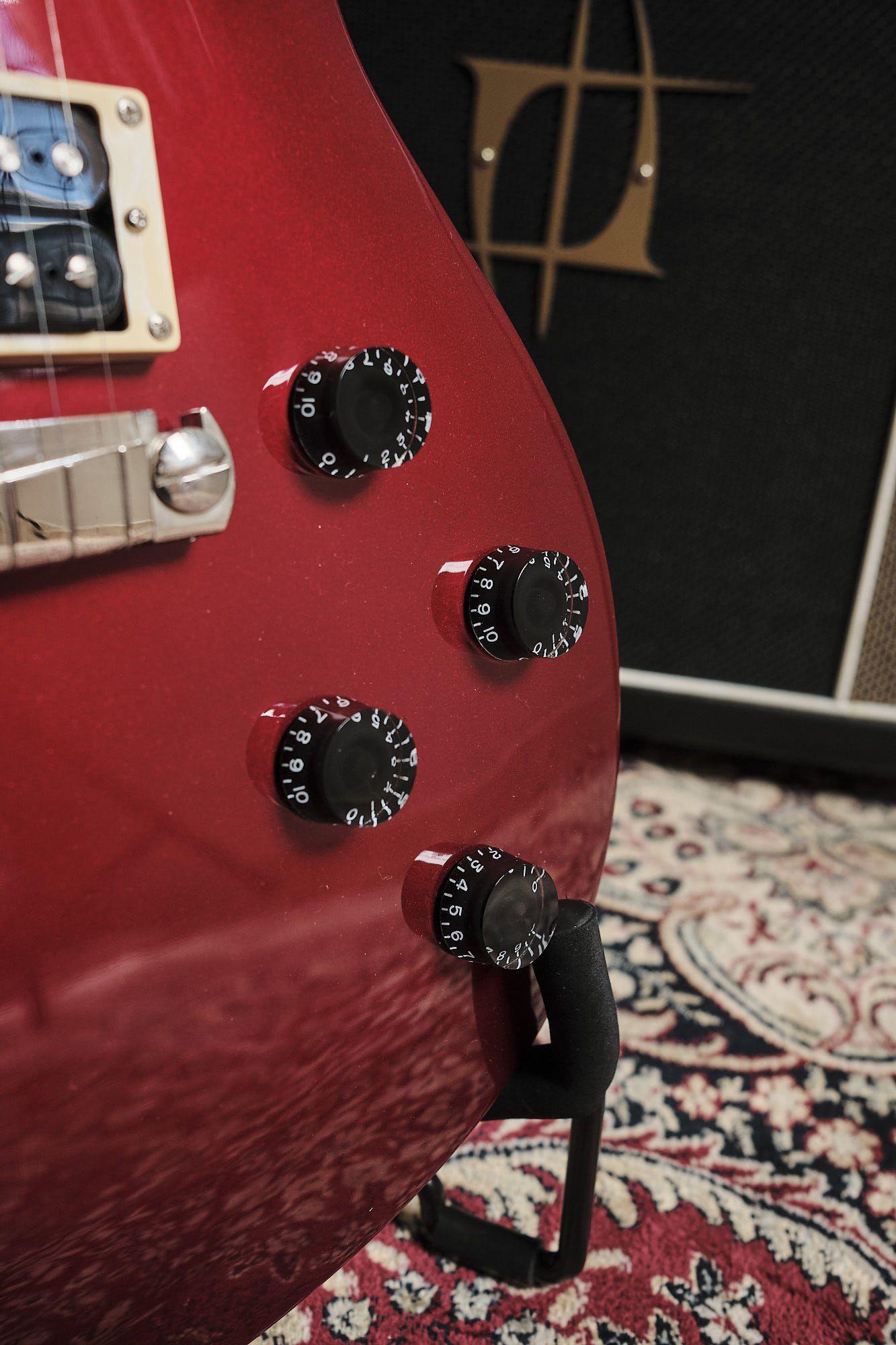 Guitarra Prs Se 245 Red Metallic