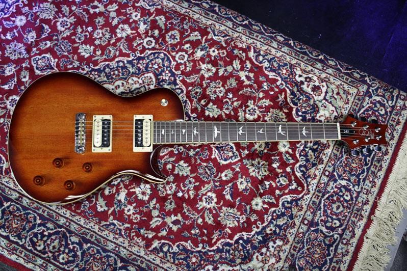 Guitarra PRS ST245 STANDARD SERIES Tobacco Sunburst