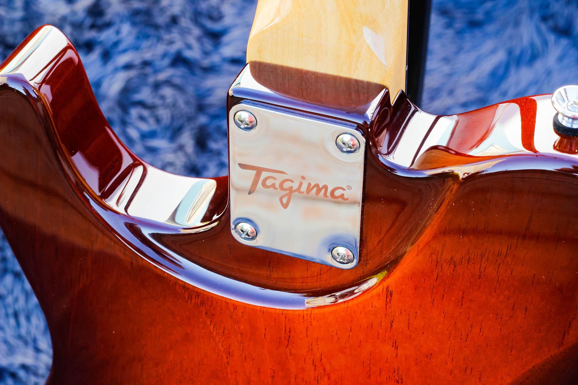 Guitarra Telecaster Brasil Tagima T930 Honey Burst