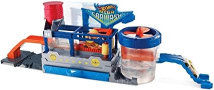 Hot Wheels Mega Lava Rapido Pista e acessórios Mattel FTB66