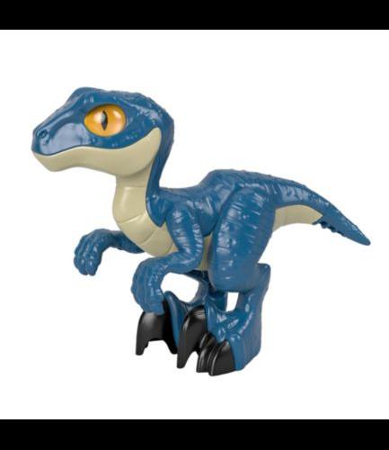 Imaginext Jurassic World Figura De Ação  Raptor GWP07 Mattel