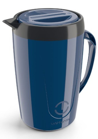 Jarra Térmica 2 Litros Caribe Para Suco Ou Água Unitermi Cores