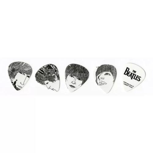 Kit 15 Palhetas Planet Waves Guitarra/violão The Beatles