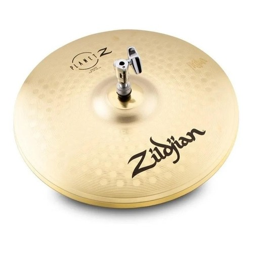 Kit De Pratos Zildjian Planet Z Complete Pack 14Hh 16 20