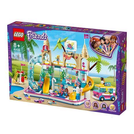 Lego 41430 Friends Parque Aquático De Diversão De Verão