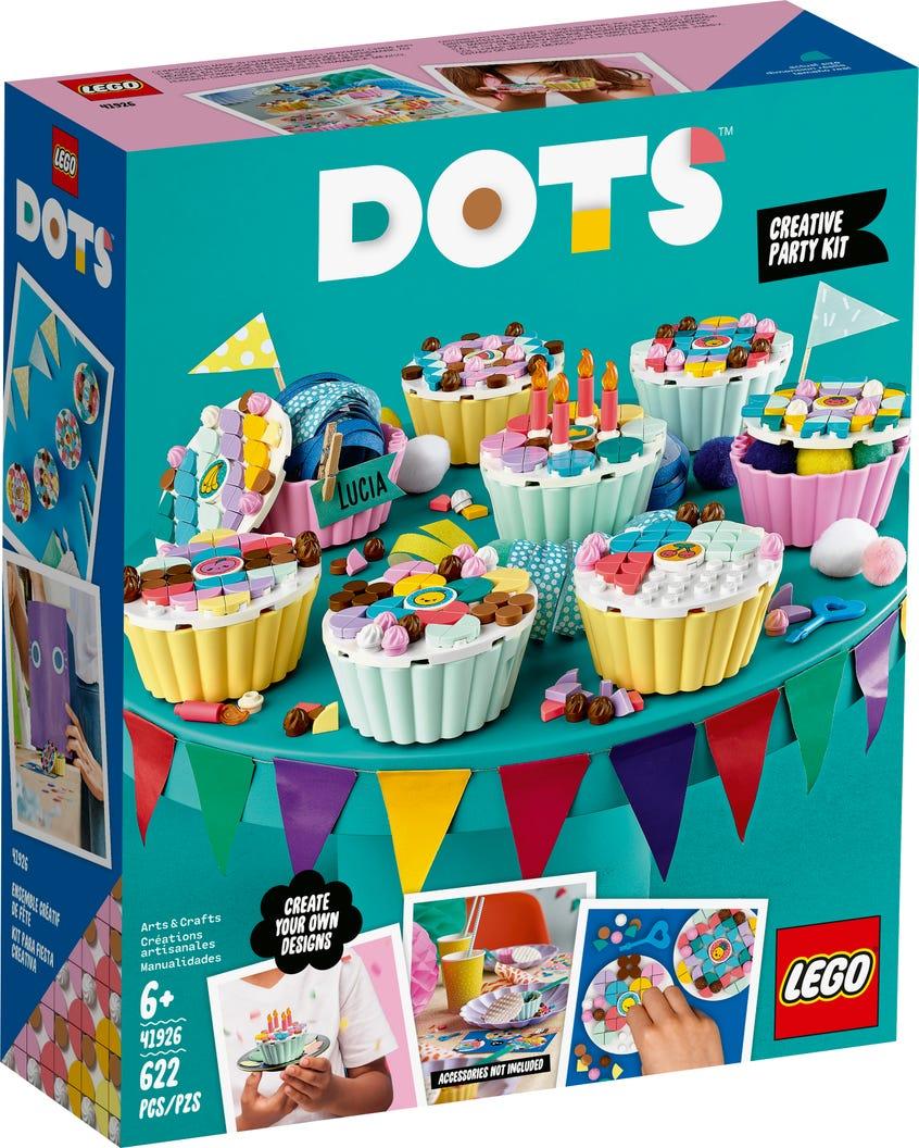 Lego 41926 Dots Kit De Festa Criativo 623 peças