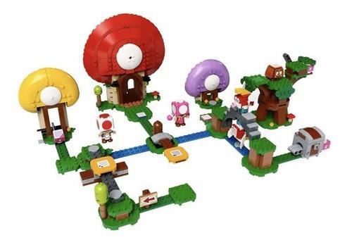Lego 71368 - Super Mario - Caça Ao Tesouro De Toad Expansão