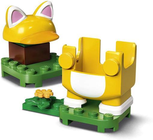 Lego 71372 Super Mario - Mario Gato Power Up
