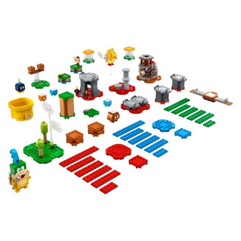 Lego 71380 Super Mario Pacote De Criacao Domine Sua Aventura