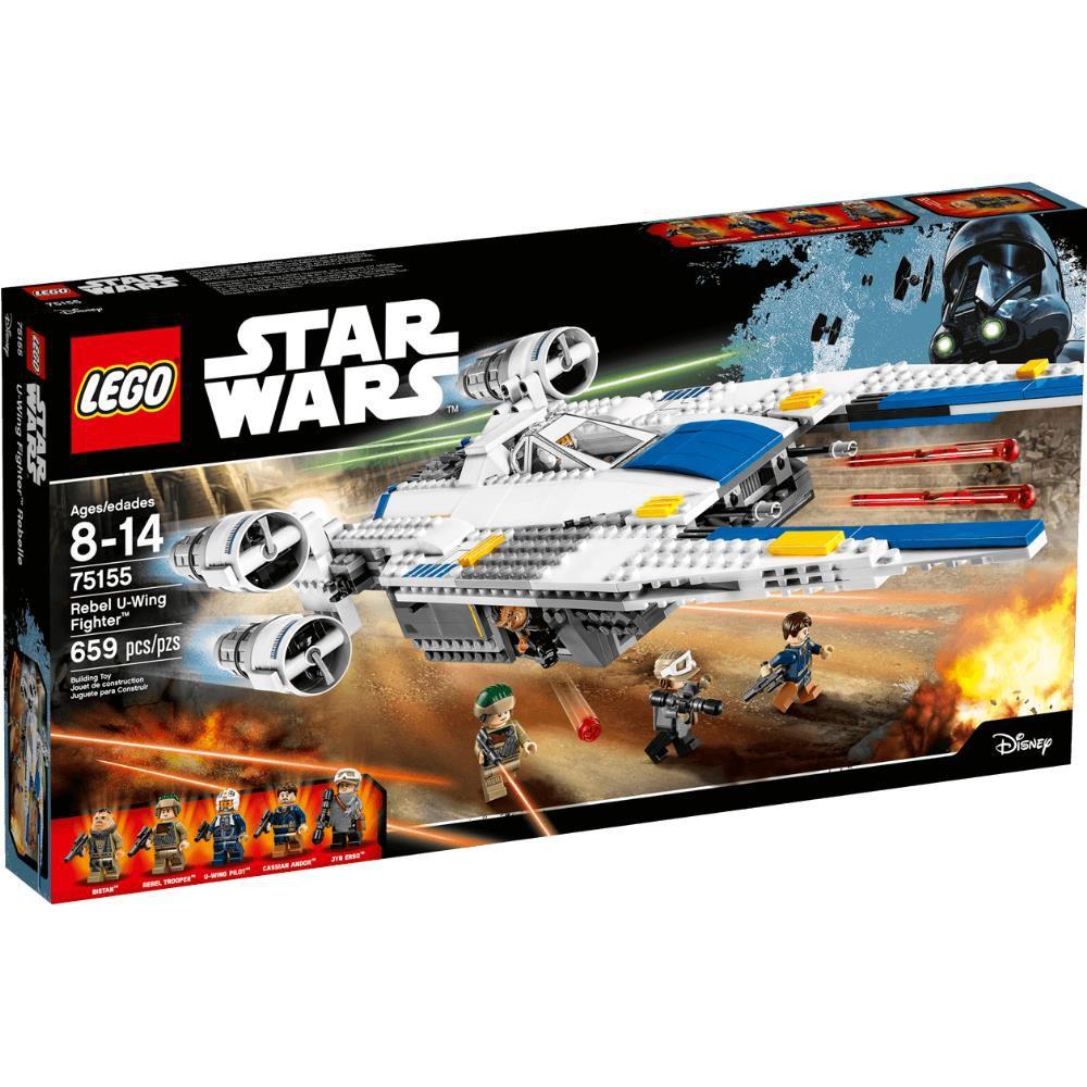 Lego 75155 - U Wing Fighter Rebelde 75155
