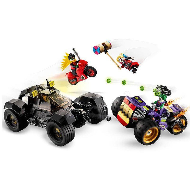 Lego 76159 Batman Perseguição De Triciclo Do Coringa