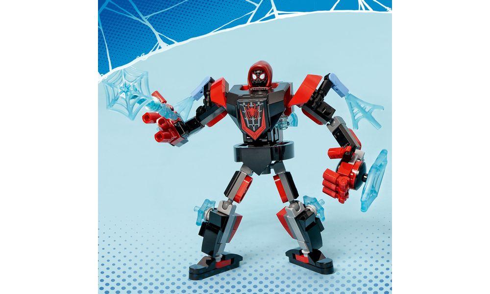 Lego 76171 Super Heroes - Marvel Armadura Robô Miles Morales