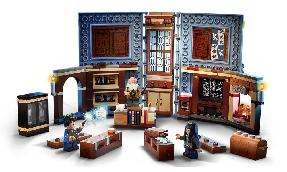 Lego 76385 Harry Potter - Hogwarts Aula De Encantamento