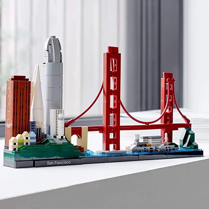 Lego Architecture 21043 - Cidade de Sao Francisco