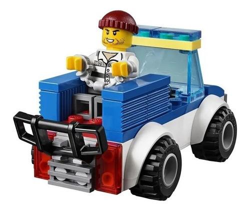 Lego City 60241 - Unidade De Cães Policiais 67 peças