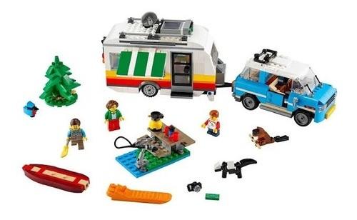 Lego Creator - Férias Em Família No Trailer - 31108