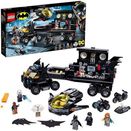 Lego Dc Super Heroes 76160 - Veiculo A Base Movel Do Batman