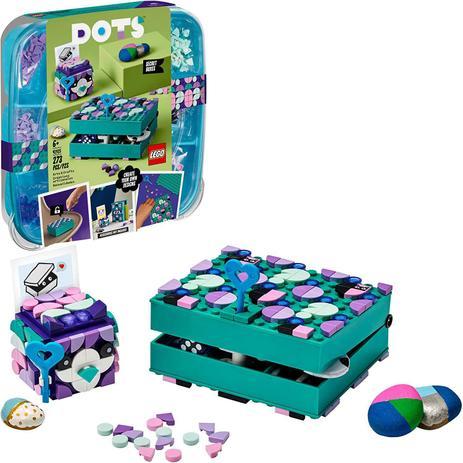 Lego Dots 41925 - Caixa De Segredos Criações Artesanais
