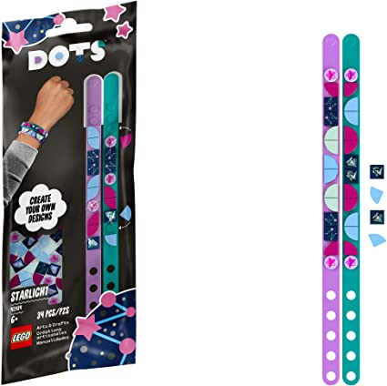 Lego Dots 41934 - Braceletes Luz Das Estrelas