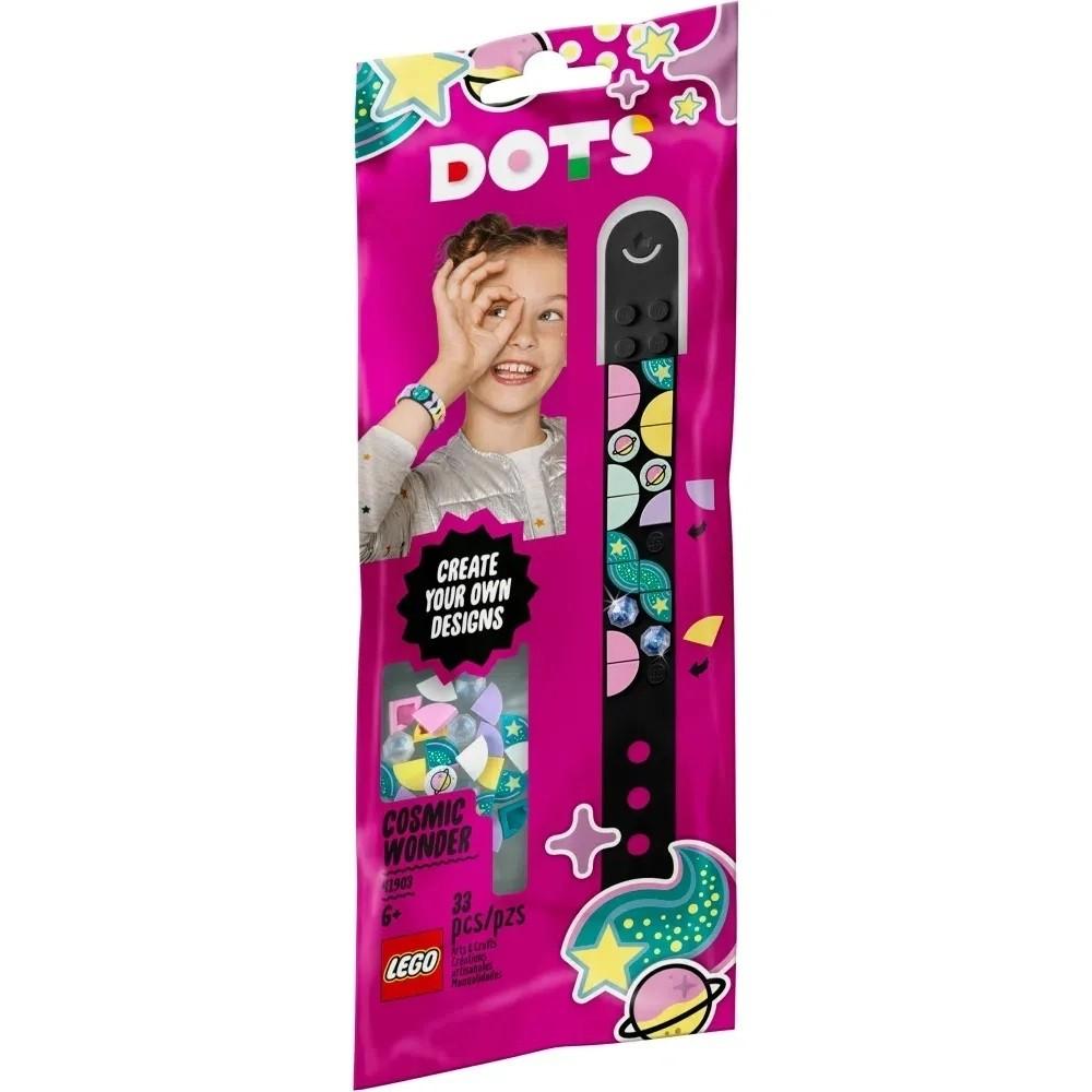 LEGO Dots - Bracelete - Maravilha Cósmica - 41903