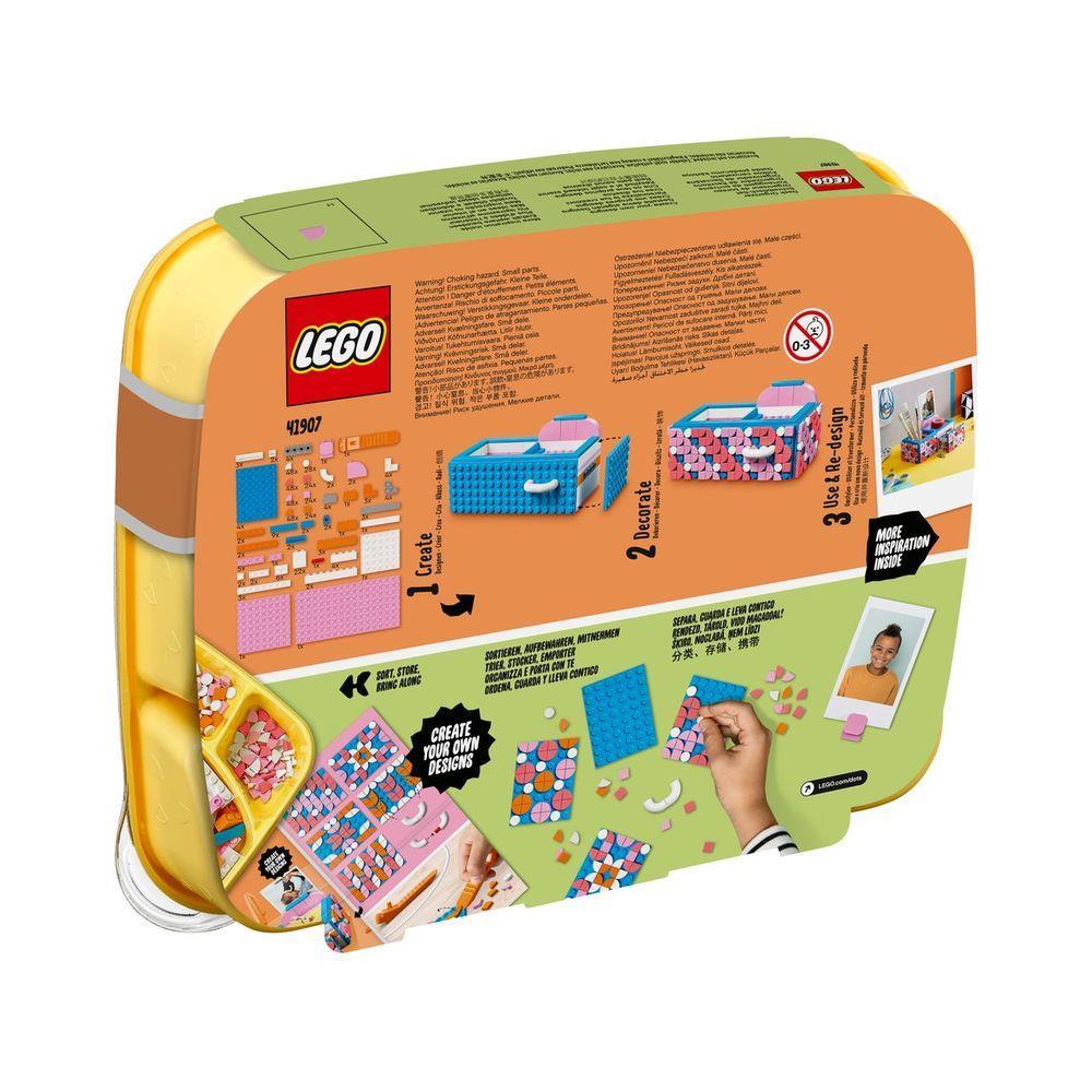 Lego Dots Organizador de Mesa 405 Peças - LEGO 41907