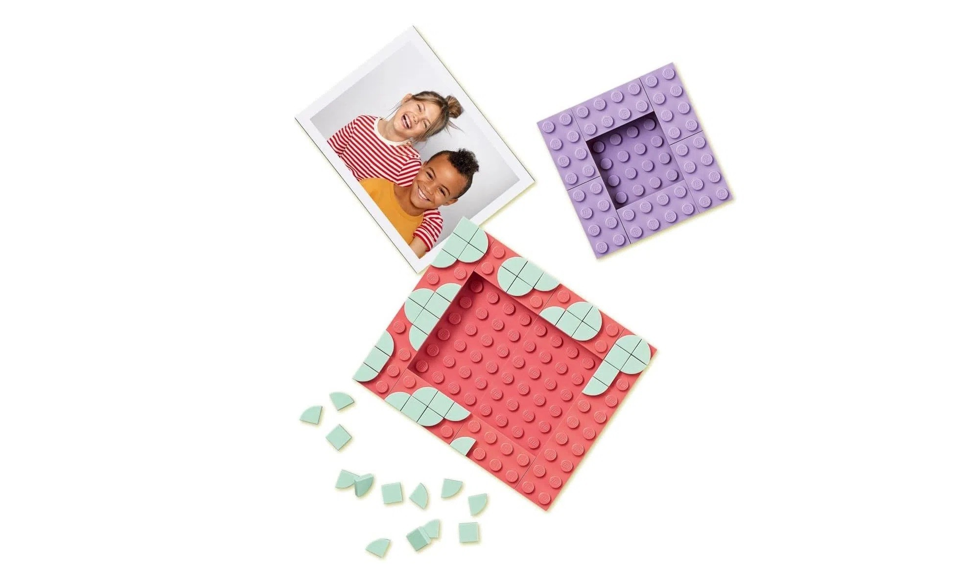 LEGO Dots - Porta Retratos Criativos - 41914