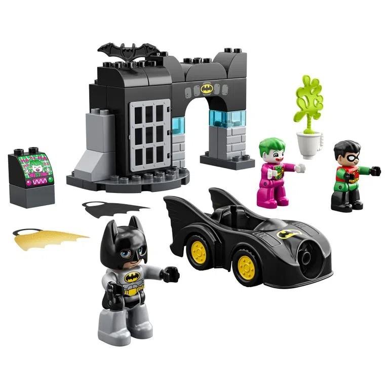Lego Duplo 10919 - Batman e Coringa Batcaverna  33 peças