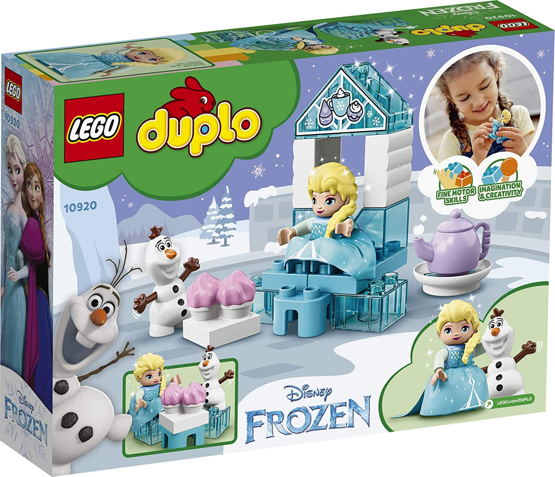 Lego Duplo 10920 - A Festa Do Chá Da Elsa E Do Olaf