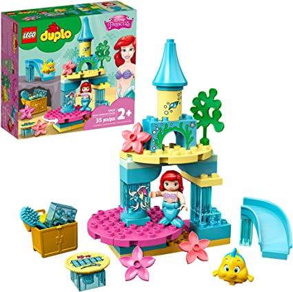 LEGO DUPLO 10922 - O Castelo do Fundo do Mar da Ariel