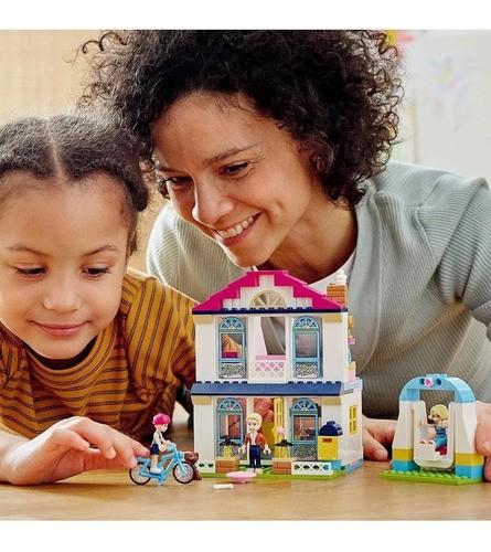 Lego Friends 41398 - A Casa De Stephanie 170 Peças