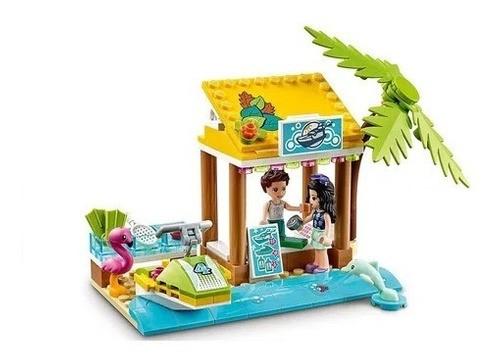 Lego Friends Barco De Festa 640 Peças 41433