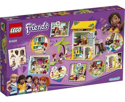 Lego Friends Casa Da Praia 41428