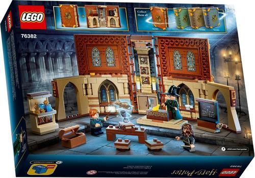 Lego Harry Potter 76382 - Hogwarts Aula De Transfiguraçao