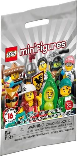 Lego Minifiguras 71027 Série 20 Coleção Completa 16 Figuras