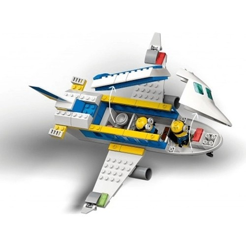 Lego Minions 75547 - Piloto Minion Recebendo Treinamento
