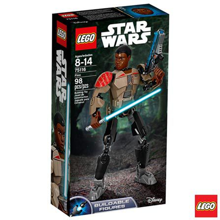 Lego Star Wars 75116 Finn - 98 Peças