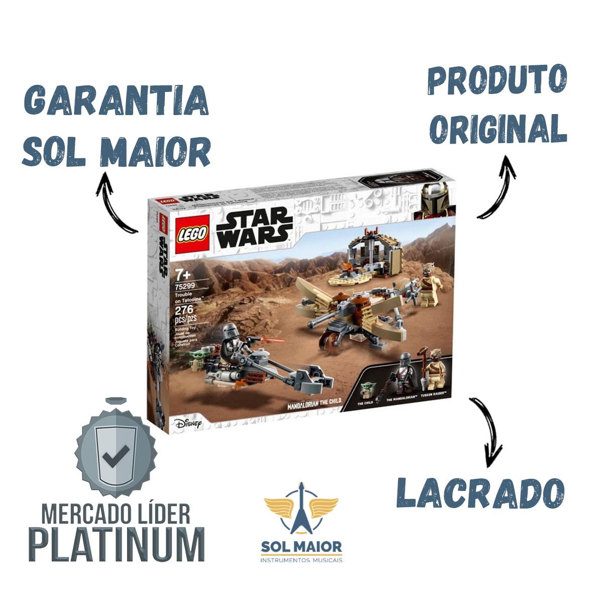 Lego Star Wars 75299 - Problemas Em Tatooine 276 Peças