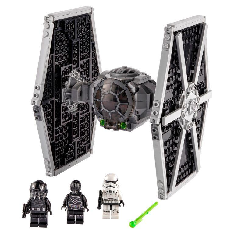 Lego Star Wars 75300 - Imperial Tie Fighter - 432 Peças
