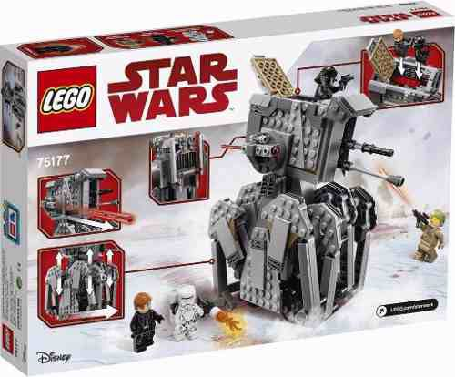 Lego Star Wars First Order Heavy Walker 75177