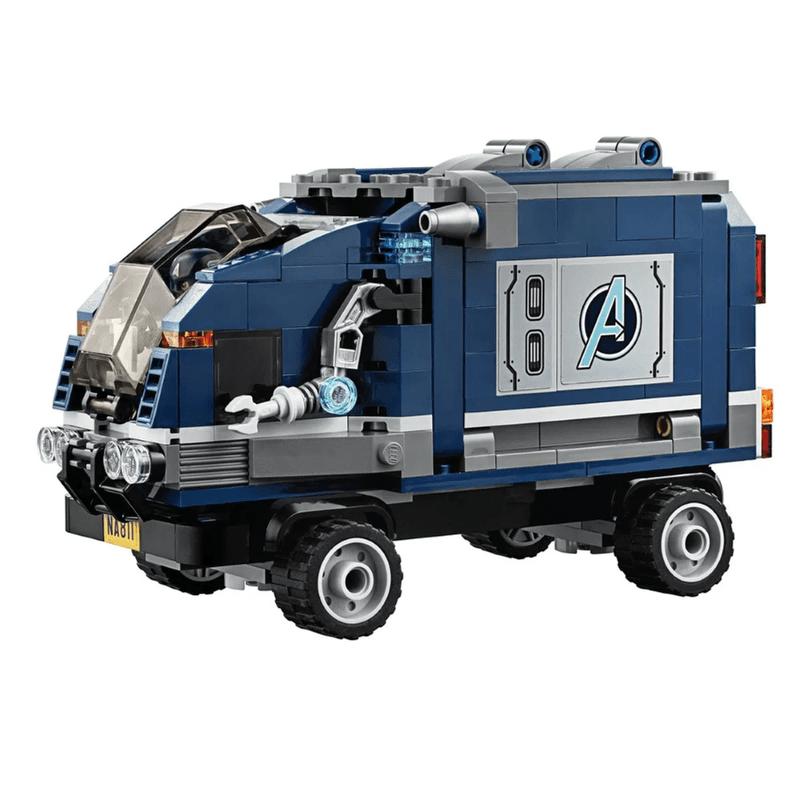 Lego Super Heroes 76143 - Ataque De Caminhão Dos Vingadores