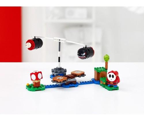 Lego Super Mario - Expansão Bombardeio De Bill Balaços 71366