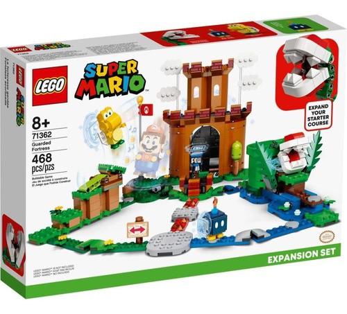 Lego Super Mario Pacote Expansão Fortaleza Protegida 71362