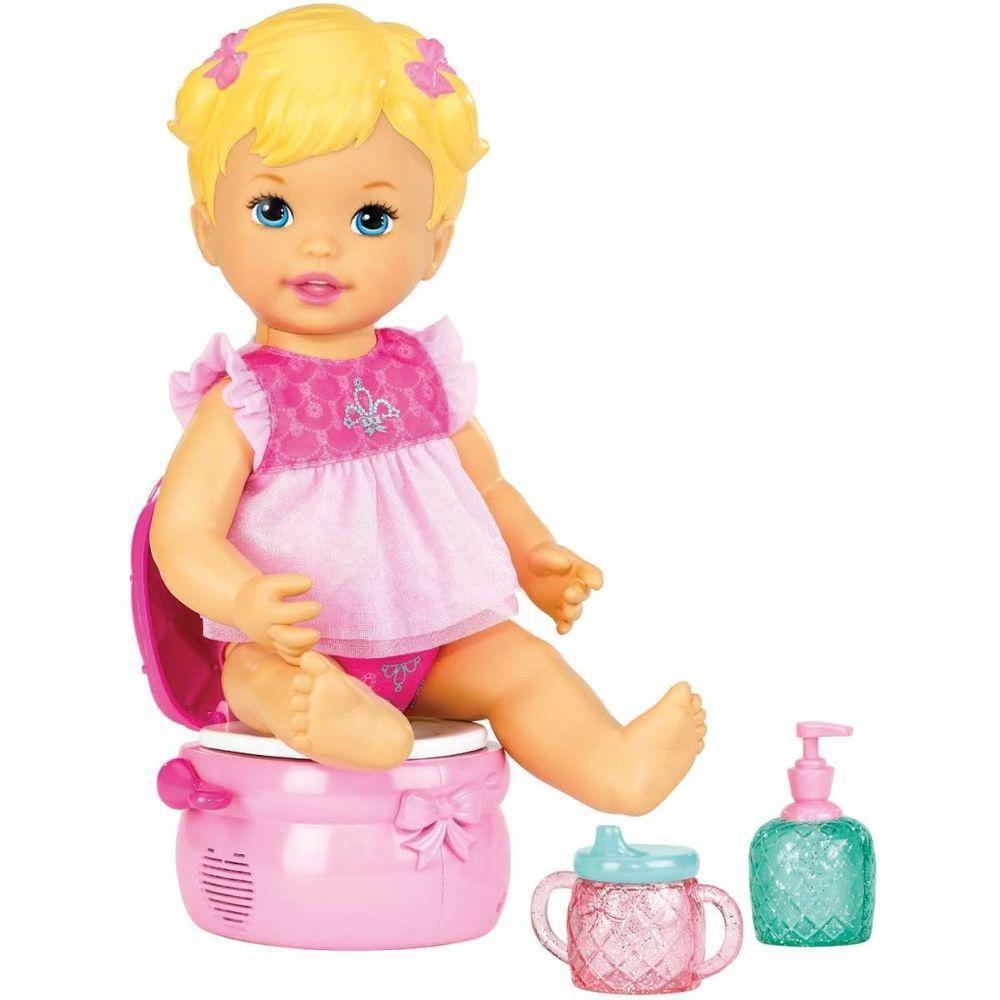 Little Mommy Peniquinho Com Acessórios - Mattel X1519