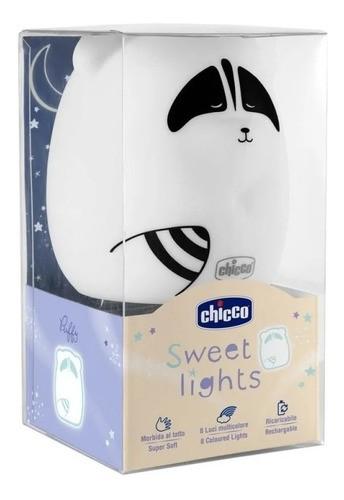 Luz Noturna Recarregáveis Guaxinim Sweet Lights - Chicco