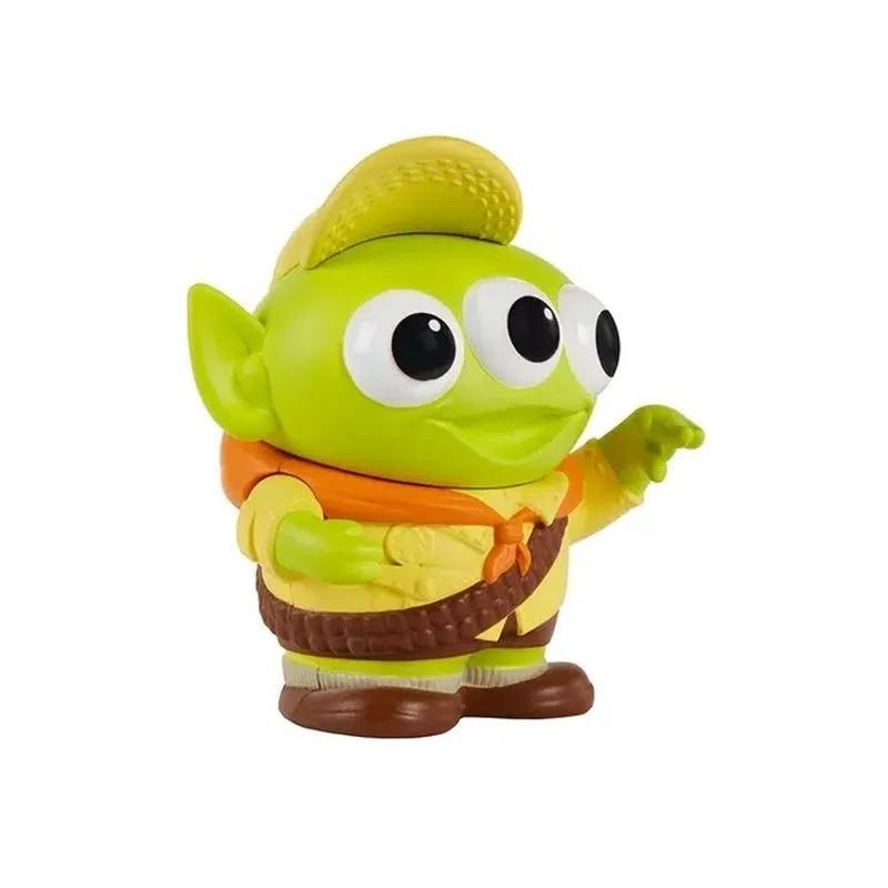 Mini Figura Pixar Remix Alien Fantasia de Russel - Mattel