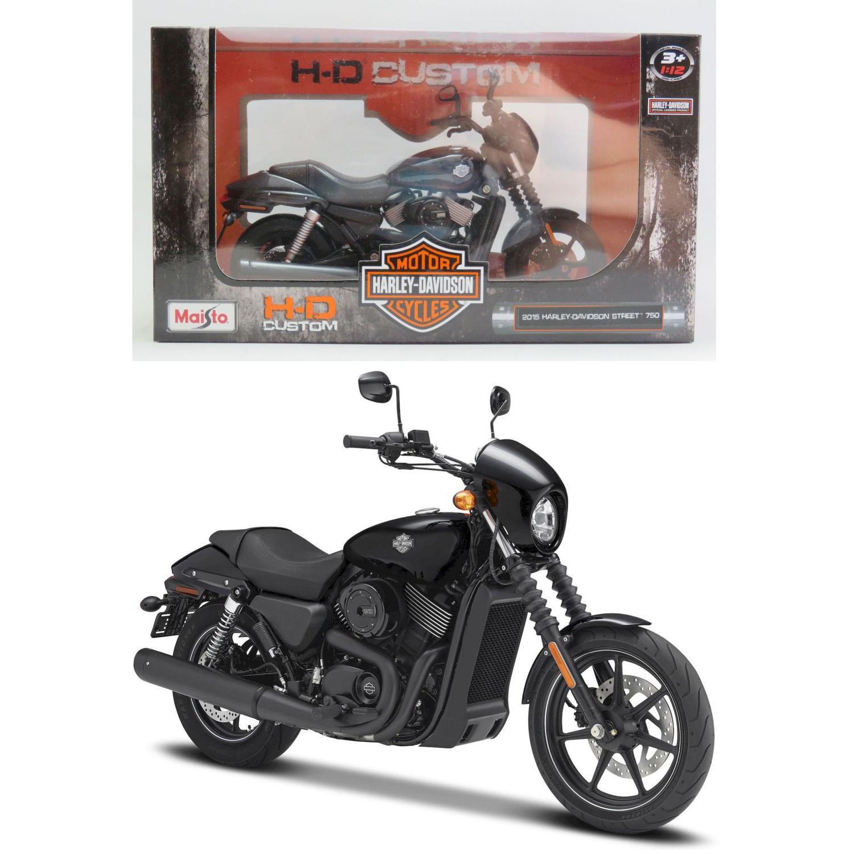 Miniatura Harley-Davidson Maisto - HD Custom Series 36 1:18